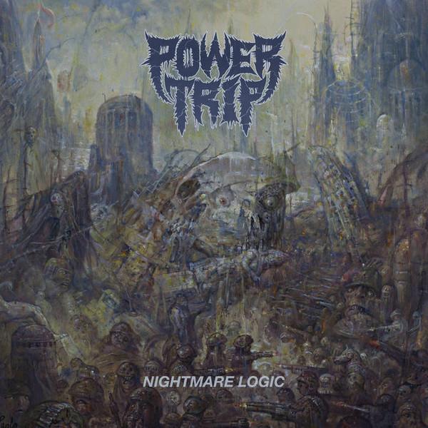POWER TRIP POWER TRIP - NIGHTMARE LOGIC jbl trip