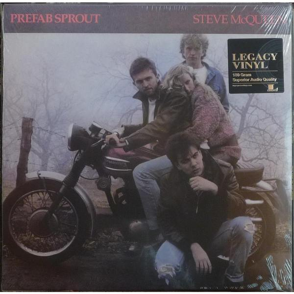 PREFAB SPROUT PREFAB SPROUT - STEVE MCQUEEN (180 GR) sprout sprout 5505 mpwt