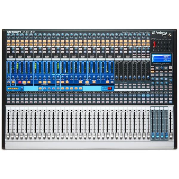 Цифровой микшерный пульт PreSonus StudioLive 32.4.2AI