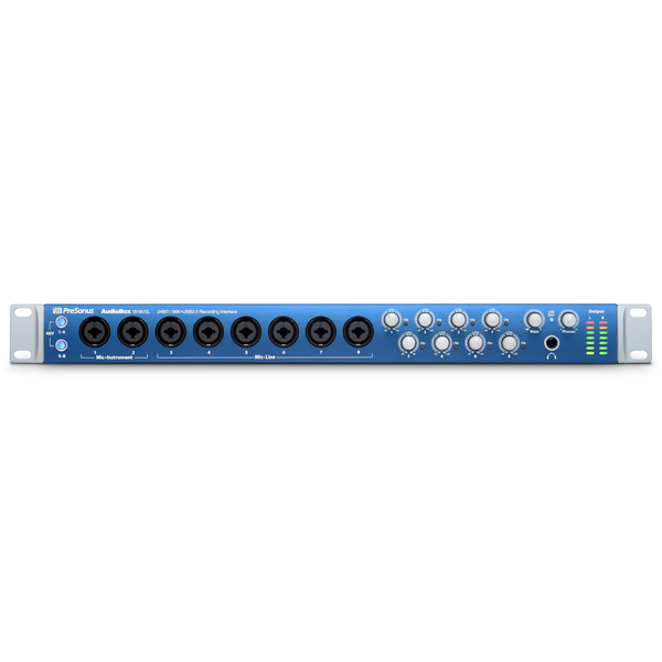 Внешняя студийная звуковая карта PreSonus AudioBox 1818VSL