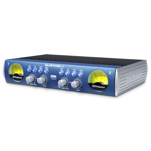 Микрофонный предусилитель PreSonus BlueTube DP v2