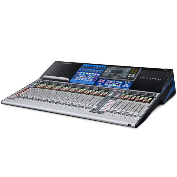 все цены на  Цифровой микшерный пульт PreSonus StudioLive 32 Series III  онлайн