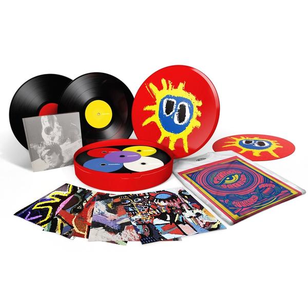 Primal Scream Primal Scream - Screamadelica (20th Anniversary) (7 LP) цены онлайн