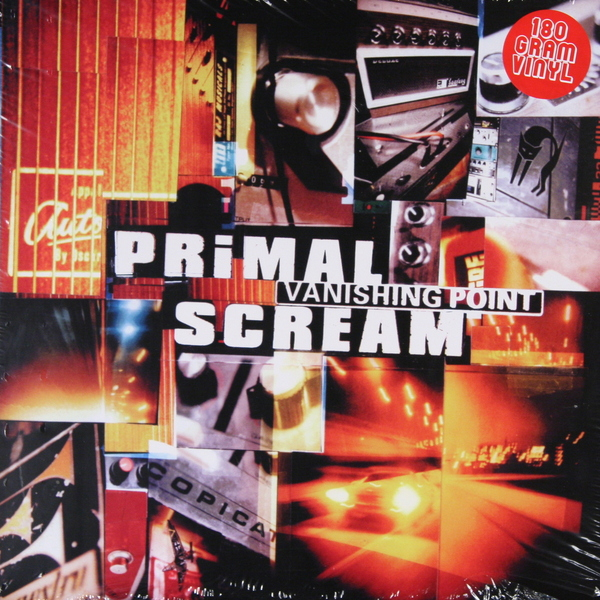 Primal Scream Primal Scream - Vanishing Point (2 Lp, 180 Gr) abba abbaagnetha faltskog agnetha faltskog vol 2 180 gr