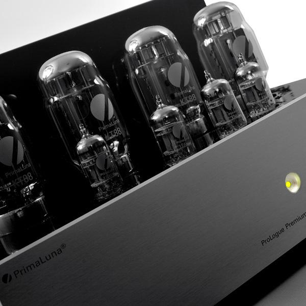 Ламповый стереоусилитель мощности PrimaLuna