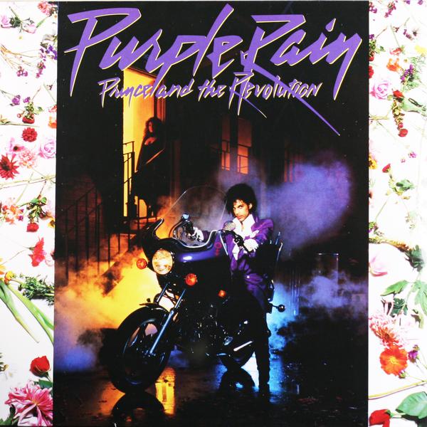 PRINCE PRINCE - PURPLE RAIN