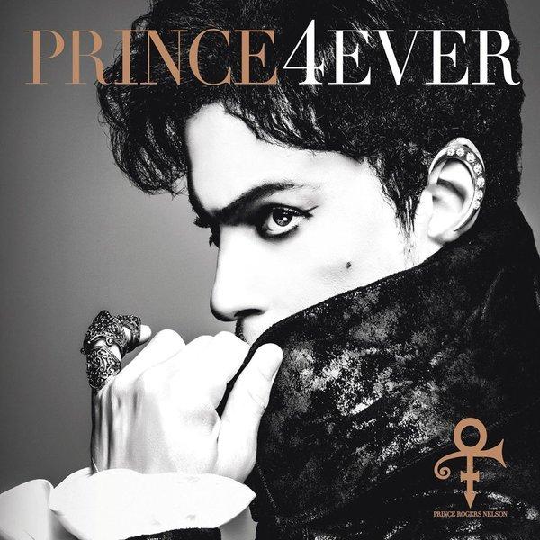 Prince Prince - 4ever (4 LP) prince prince sign o the times 2 lp