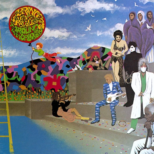 Prince Prince - Around The World In A Day prince prince sign o the times 2 lp