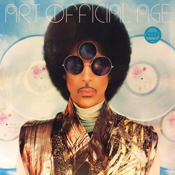 Prince Prince - Art Official Age (2 LP) prince prince sign o the times 2 lp