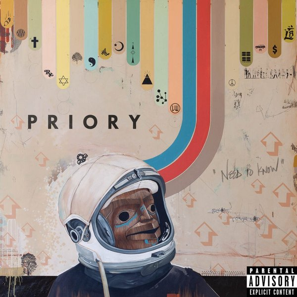 Priory Priory - Need To Know виниловая пластинка priory need to know 1 lp