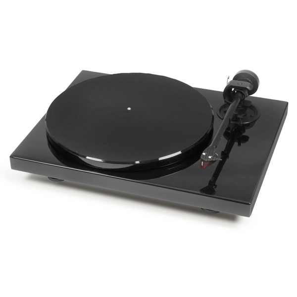 Виниловый проигрыватель Pro-Ject 1-Xpression Carbon Piano Black (2M Red) акустика центрального канала paradigm prestige 55c piano black