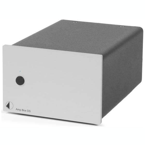 Стереоусилитель мощности Pro-JectСтереоусилитель мощности<br>Усилитель мощности, класс D, мощность 2 х 100 Вт, диапазон частот 10 Гц – 50 кГц (- 3 дБ), входы: RCA, габариты 103 х 72 х 144 мм, вес 1,4 кг.<br>
