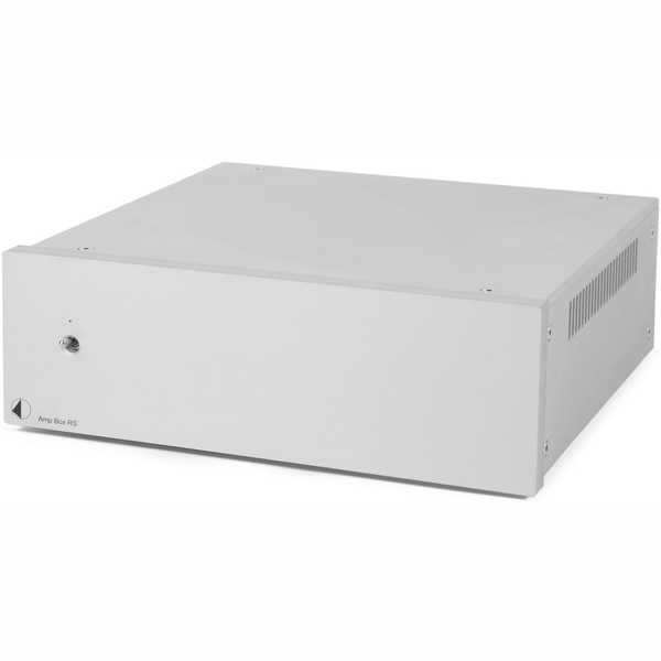 Pro-Ject Amp Box RS Silver eng