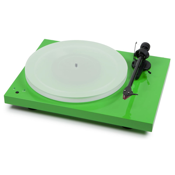 Виниловый проигрыватель Pro-Ject Debut Carbon SB DC Esprit Light Green (2M-Red) samsung galaxy s6 edge 32gb sm g925f green