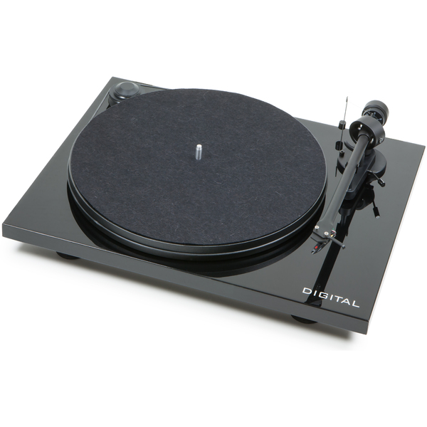 Pro-Ject Essential II Digital Piano Black (OM-5e)