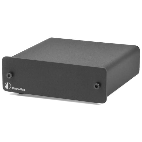Фонокорректор Pro-Ject Phono Box DC Black pro ject dac box s fl black