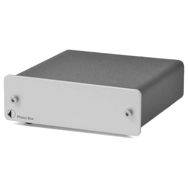 Фонокорректор Pro-Ject Phono Box DC Silver