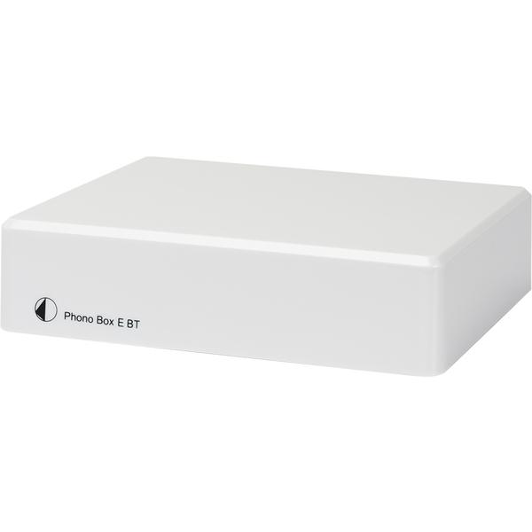 Фонокорректор Pro-Ject Phono Box E BT White pro ject phono box e black