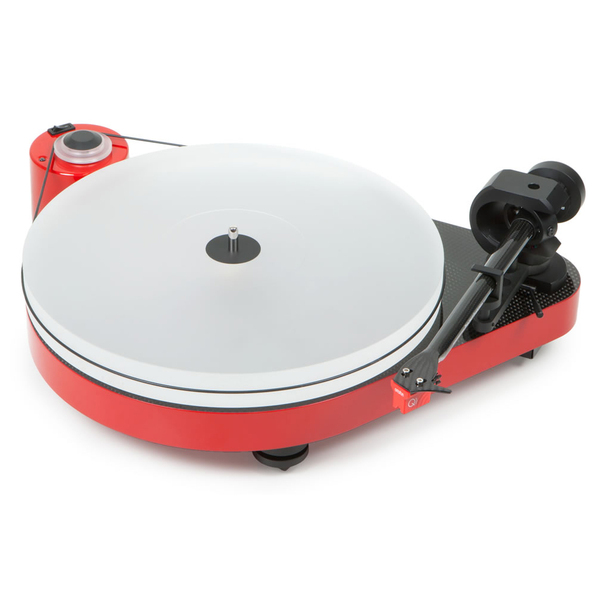 Виниловый проигрыватель Pro-Ject RPM 5 Carbon Red (Quintet Red)  виниловый проигрыватель pro ject rpm 5 carbon red