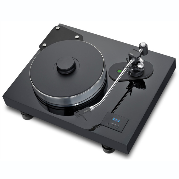 Виниловый проигрыватель Pro-Ject Xtension 12 Evolution Piano Black (RS-309D) виниловый проигрыватель pro ject xtension 12 evolution mahogany 12cc evolution