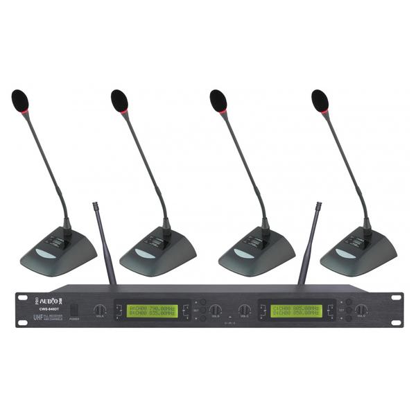 Микрофон для конференций PROAUDIO CWS-840DT изображение