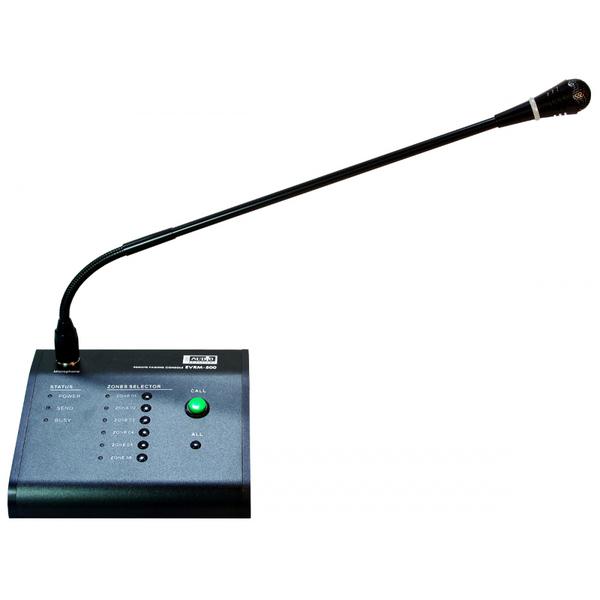 Микрофон для оповещений PROAUDIO EVRM-500 усилители для фонового озвучивания cloud vtx4120