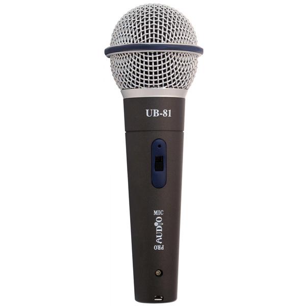 Вокальный микрофон PROAUDIO UB-81 изображение