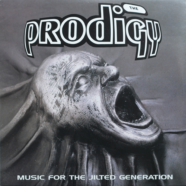 PRODIGY PRODIGY - MUSIC FOR THE JILTED GENERATION (2 LP)