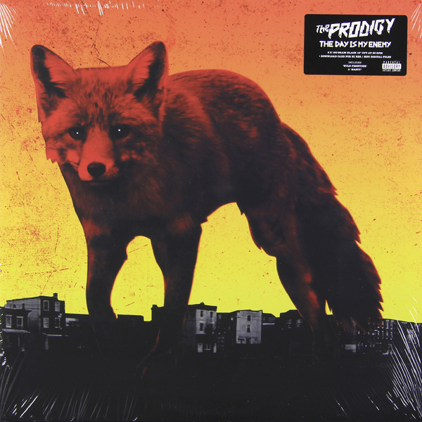 PRODIGY PRODIGY - DAY IS MY ENEMY (2 LP)