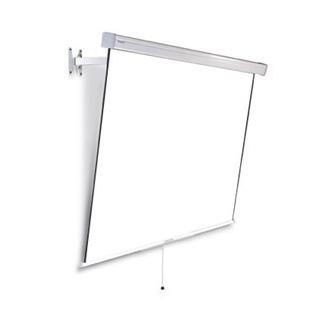 projecta compact electrol 104 16 9 139х240см 129х230см Экран для проектора Projecta (1:1) 111  194x206 MW (уценённый товар)