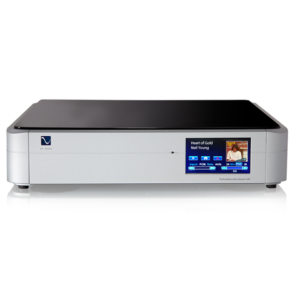 Внешний ЦАП PS Audio DirectStream DAC Silver внешний цап cary audio design dac 100t silver