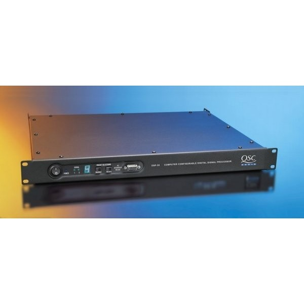 Контроллер/Аудиопроцессор QSC