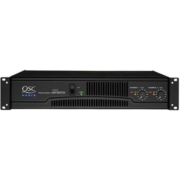 Профессиональный усилитель мощности QSC RMX850 электронная книга digma r63s