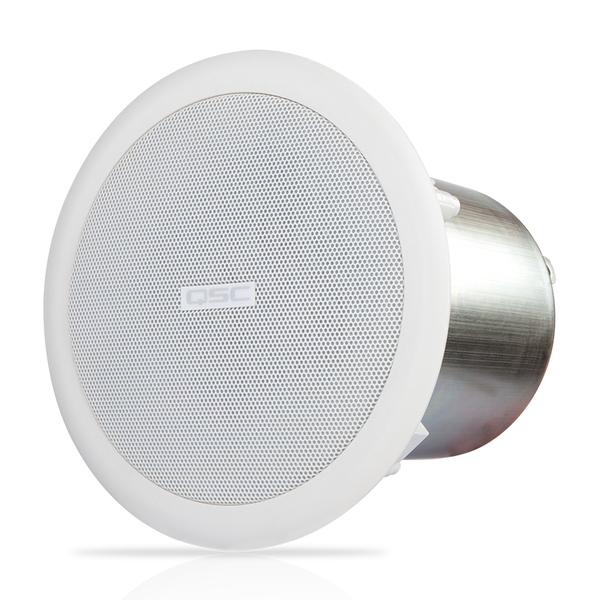 Встраиваемая акустика трансформаторная QSC AC-C4T White qsc ac c6t