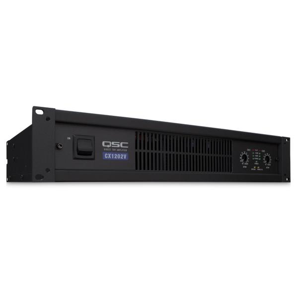 Профессиональный усилитель мощности QSC CX1202V