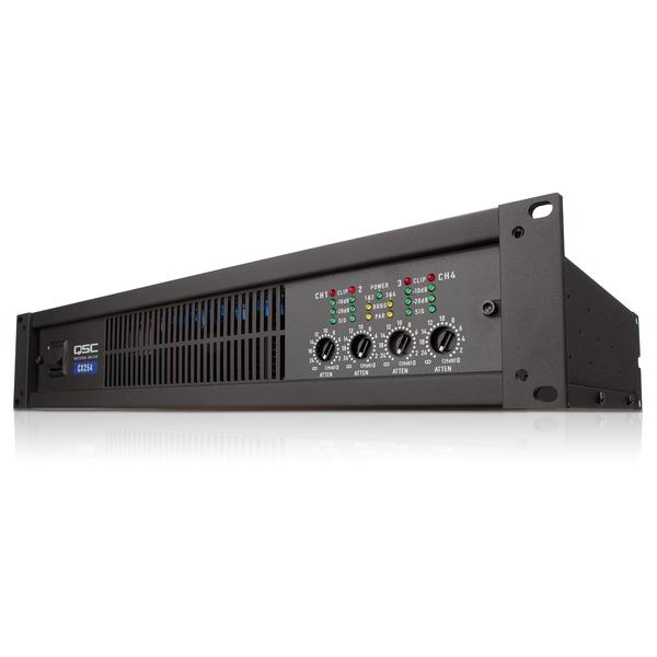 Профессиональный усилитель мощности QSC CX254 qsc k8 tote