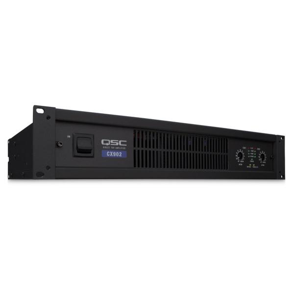 Профессиональный усилитель мощности QSC CX902