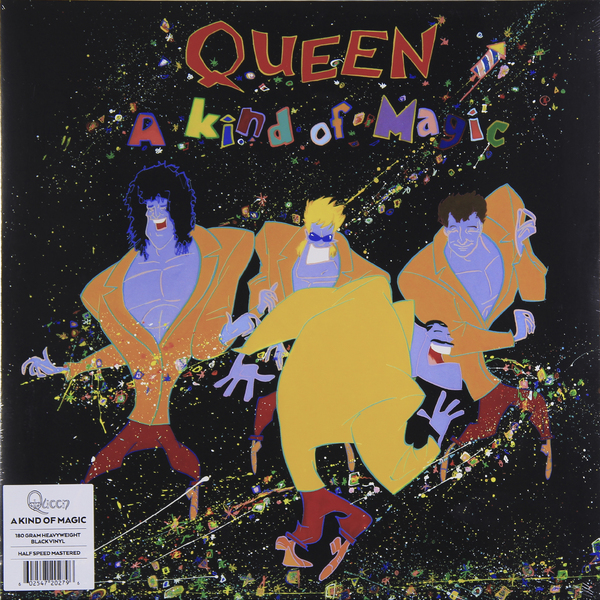 QUEEN QUEEN - A Kind Of Magic (180 Gr)