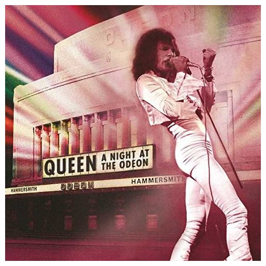 QUEEN QUEEN - A NIGHT AT THE ODEON (2 LP)Виниловая пластинка<br><br>