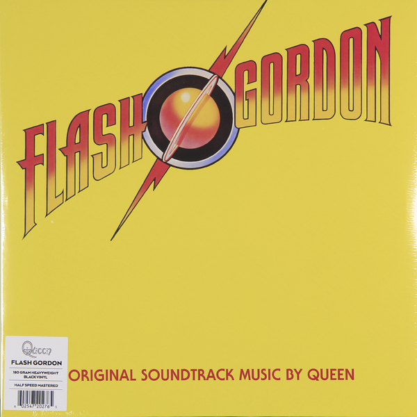 QUEEN QUEEN - Flash Gordon (180 Gr)