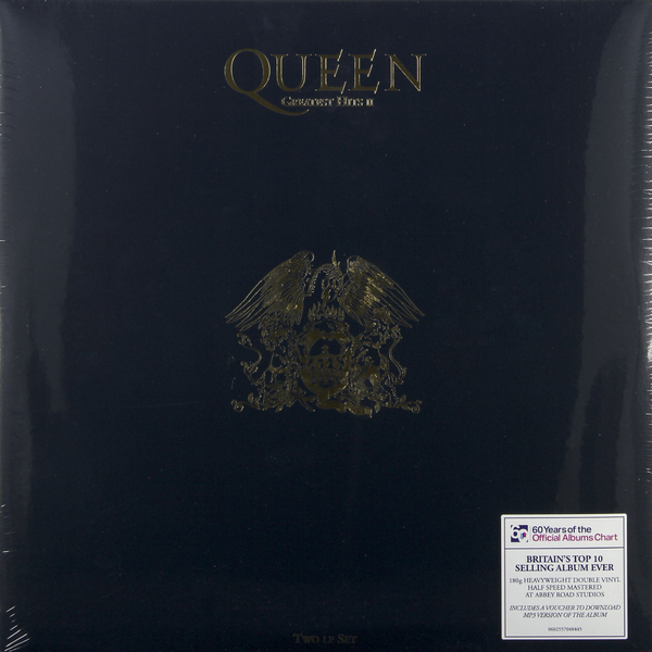 QUEEN QUEEN - Greatest Hits Ii (2 LP) элтон джон elton john greatest hits 1970 2002