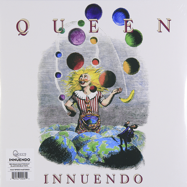 QUEEN QUEEN - Innuendo (2 Lp, 180 Gr)