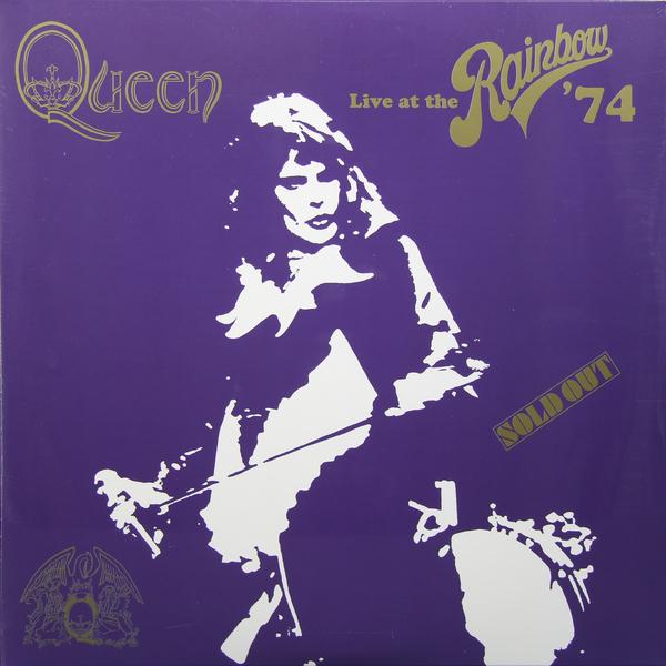 QUEEN QUEEN - Live At Rainbow (2 LP)