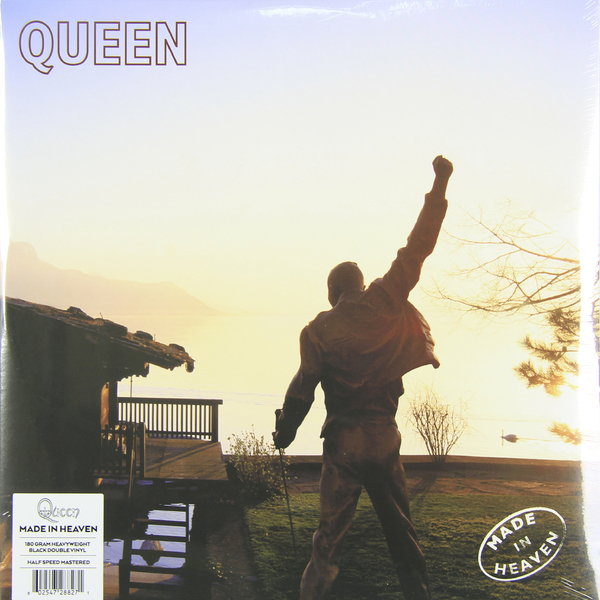 QUEEN QUEEN - MADE IN HEAVEN (2 LP, 180 GR) orient orient uu08002s