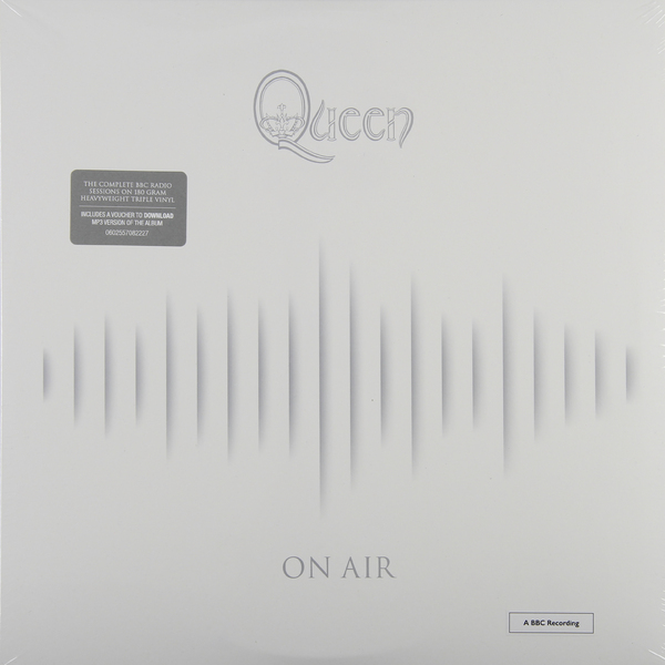 QUEEN QUEEN - On Air (3 Lp, 180 Gr) air air premiers symptomes lp