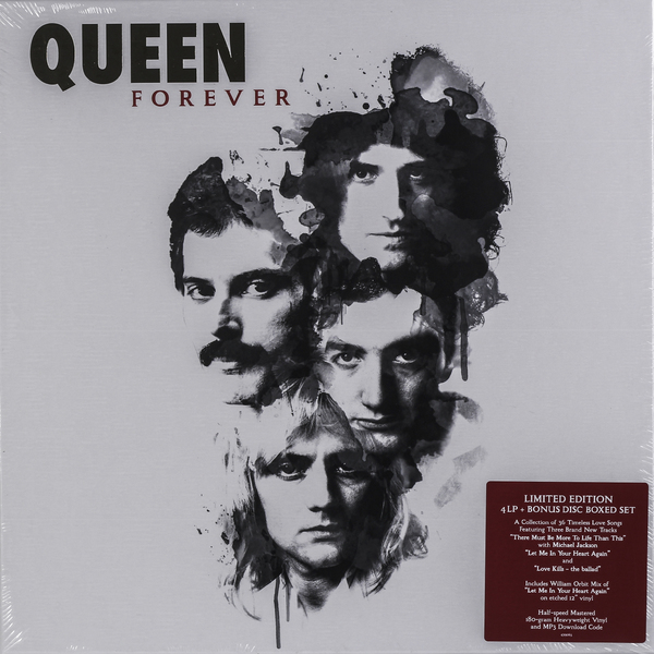 QUEEN QUEEN - QUEEN FOREVER (BOX SET)
