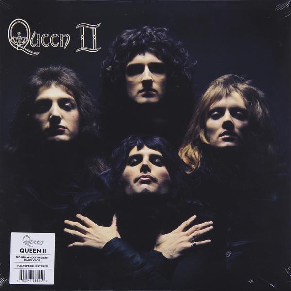 QUEEN QUEEN - Queen Ii (180 Gr) queen queen flash gordon 180 gr