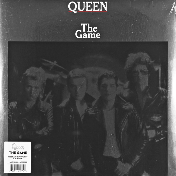 QUEEN QUEEN - The Game (180 Gr) queen – the game lp
