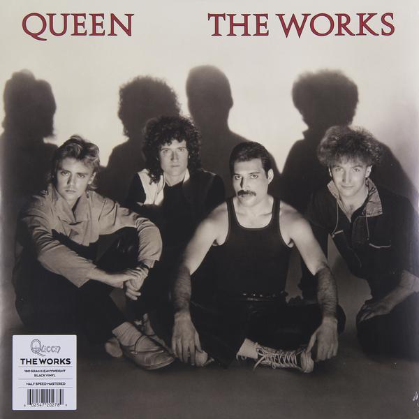 QUEEN QUEEN - THE WORKS (180 GR) save the queen ohdd повседневные брюки