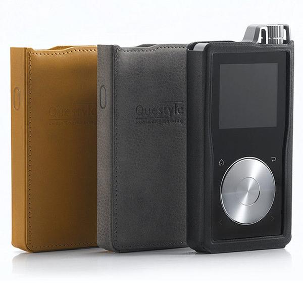 Чехол Questyle QP1R Leather Case Black